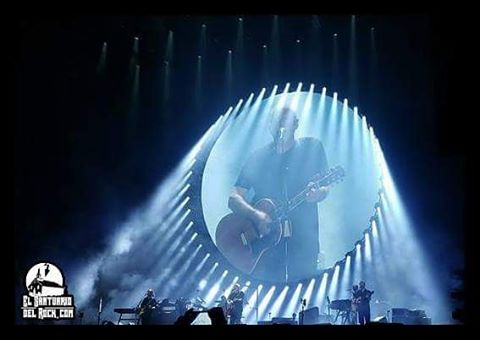 DavidGilmour  Chateau Chantilly  Rattle That Lock Tour Julyhellip