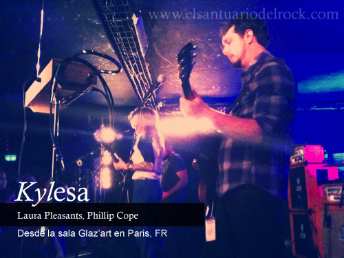 Reseña concierto Kylesa + Circle takes the square + Ken Mode en Glaz'art de Paris 2012