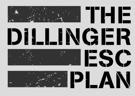 THE DILLINGER ESCAPE PLAN logo