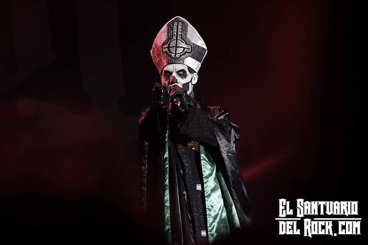 Touringram Ghost  papaemeritus IIRead More