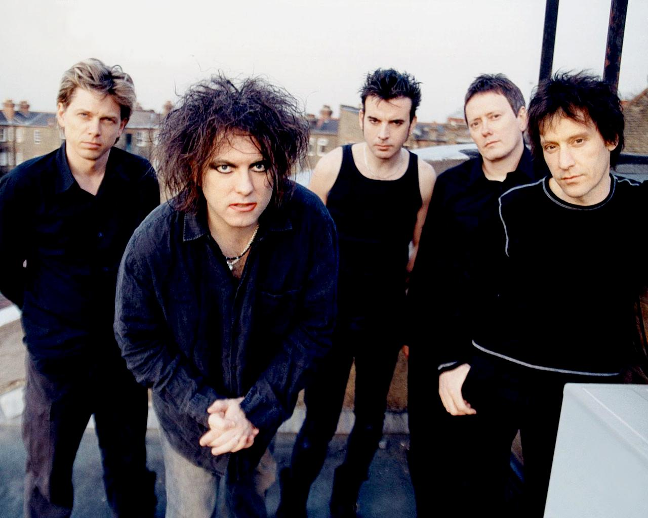 The Cure en Colombia 2013