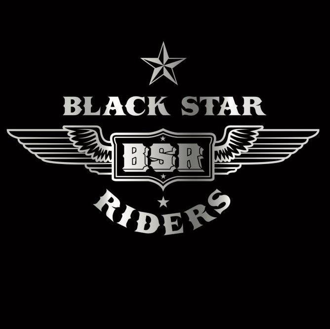 BLACK STAR RIDERS, logo