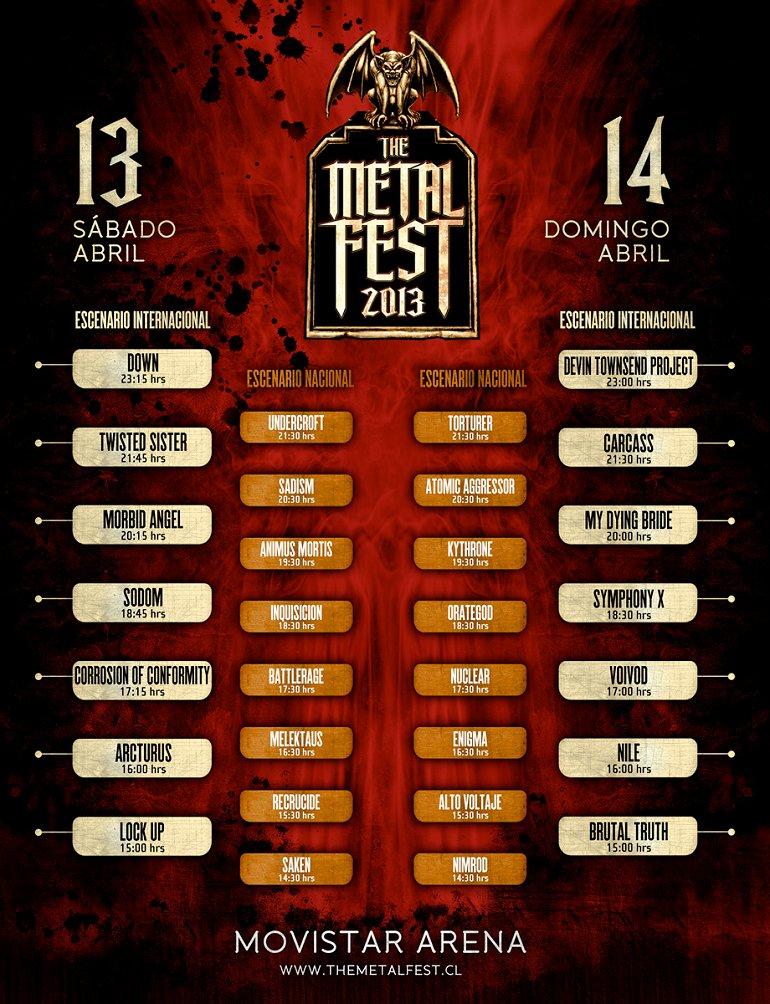 programacion-metal-fest-2013-chile