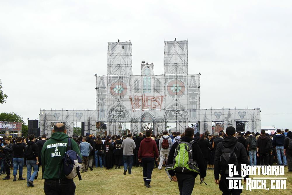 hellfest 2013 dia 1 - elsantuariodelrock