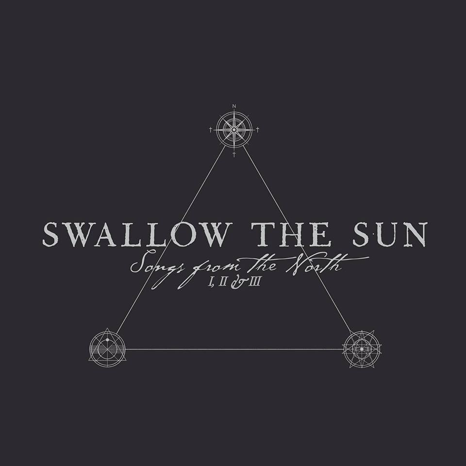 Qu'écoutez-vous en ce moment ? - Page 37 SWALLOW-THE-SUN-Songs-From-The-North