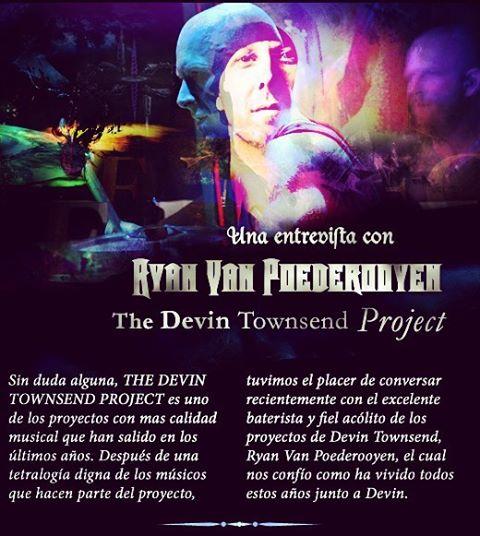 A metalinterview with devintownsendexperience ryanvanpoederooyen info wwwelsantuariodelrockcomRead More