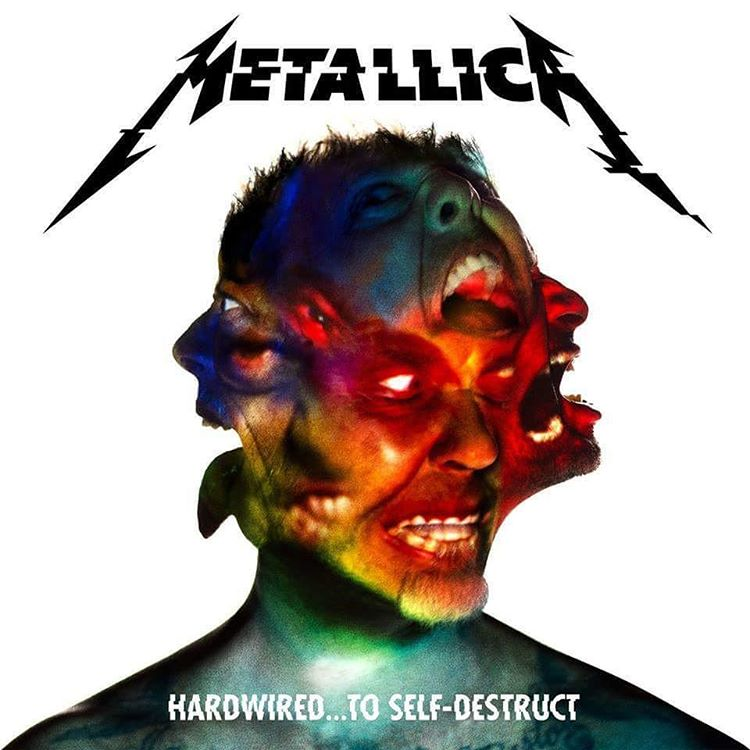 metalreleases Metallica metallica HardwiredTo SelfDestruct new album 18th november 2016Readhellip
