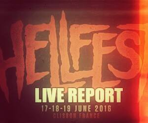 Hellfest Open Air 2016 - Live Report by El Reverendo