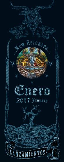 Rock, Metal Releases January 2017