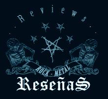 Reseñas Discos Rock, Metal - Metal Reviews