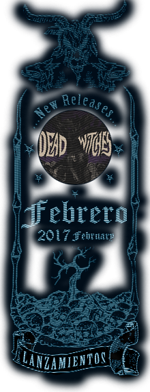 Rock, Metal Releases Februrary 2017