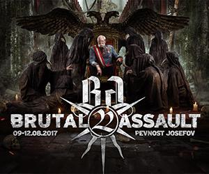 Festival Brutal Assault en República Checa