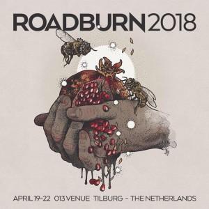 Festival RoadBurn 2018, Abr 19 al 22 en Tilburg, Holanda