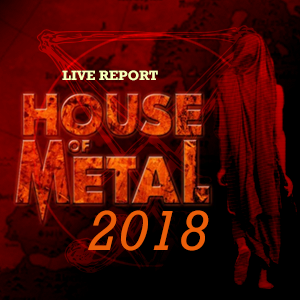 Review House of Metal 2018 - UMEÅ, SUECIA: Unleashed + Meshuggah + Solstafir .